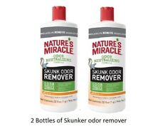Nature's Miracle Skunk Odor Remover Citrus Scent