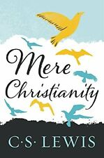 MERE CHRISTIANITY C S Lewis BRAND NEW Book BEST EBAY PRICE! Fast Shipping!