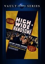High, Wide and Handsome 1937 (DVD) Irene Dunne, Randolph Scott, Dorothy Lamour