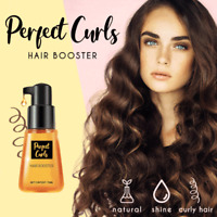 Super Curl Defining Booster Hair Fixing Perfume Hair Care Essence Oil HAIR  ql*