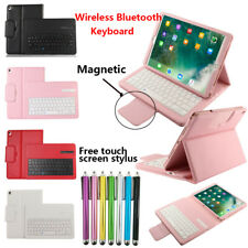 """Wireless Bluetooth Keyboard Folio Leather Case Smart Stand Cover For iPad 12.9 """""""