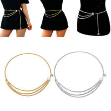 pendant belly chain belly dance Waist chain jewelry belt tassel multilayer