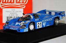 PORSCHE 956 LONG TAIL #21 KENWOOD LE MANS 1983 QUARTZO Q3052 1:43