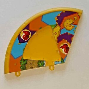 Elefun & Friends MOUSE TRAP Replacement Part ~ GAME BOARD Piece #2 ~ Hasbro