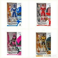 Power Rangers Lightning Collection Wave 5 - Set of 4