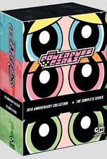 The Powerpuff Girls: Complete Series Seasons 1-6 10th Anniversary Boxed DVD Set