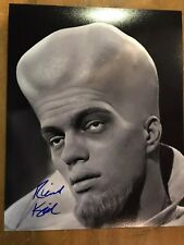 Richard Kiel signed Photo Autograph Twilight Zone