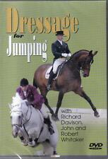 NEW SEALED DVD DRESSAGE FOR JUMPING Richard Davison