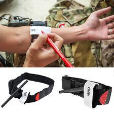 Portable First Aid Medical Emergency Tourniquet Strap Quick Stop Bleeding Belt