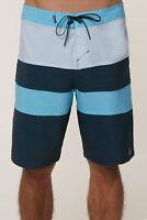 O'Neill HYPERFREAK QUATRO Boardshorts size 38 Blue NWT