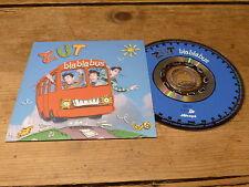 JEAN JACQUES MILTEAU - YVES JAMAIS  - ZUT BLABLABUS!! MEGA RARE CD PROMO !!!!!!!