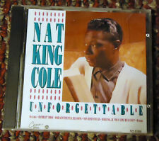 Unforgettable [Cema] by Nat King Cole (CD, EMI Music Distribution)