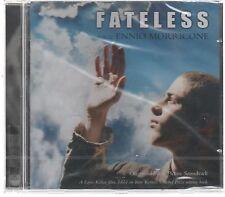 ENNIO MORRICONE FATELESS  CD SIGILLATO!!