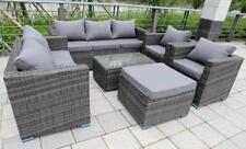 Rattan Sofa 2 Pieces Garden & Patio Furniture Sets