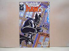 SHADOWHAWK #3 of 4 1992 IMAGE 9.0 VF/NM Uncertified JIM VALENTINO-c,a,p