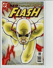 DC The FLASH #197 (1987) NM First App Professor ZOOM Johns Collins BLITZ