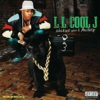 L.L. COOL J Walking With A Panther CD NEW