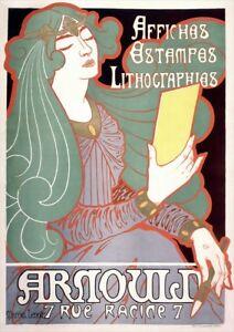 Marcet Lenoir | Arnould | Vintage Poster | A1, A2, A3