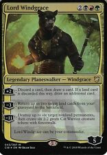 Lord Windgrace (043/309) - Commander 2018 - Mythic Rare (Oversized Foil)
