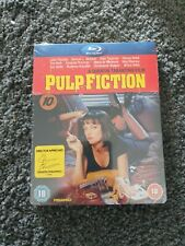 Pulp Fiction - Play.com Exclusive Blu Ray Steelbook - New and Sealed