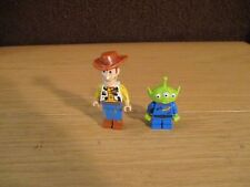 Lego - Toy Story - Figurines - Woody & Alien