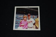 "1960's Dave Boswell Minnesota Twins Autographed Kodax 3.5 x 3.5"" Color Photo"