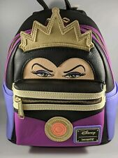 Disney Parks Loungefly Evil Queen Backpack NWT