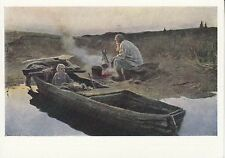 Post Card - Russian Painting (8) / русской живописи