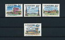 Lesotho  67-70 MNH, Maseru Centenary, 1969
