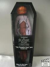 "Nightmare Before Christmas ""Pumpkin King"" Jack poseable  Applause NEW Sealed."