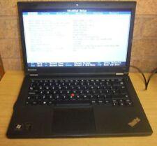 "Lenovo ThinkPad T440p 14"" 8GB 240GB SSD Webcam Windows 10 Professional 64-bit"