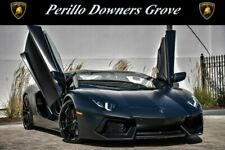 2014 Lamborghini Aventador Roadster LP 700-4