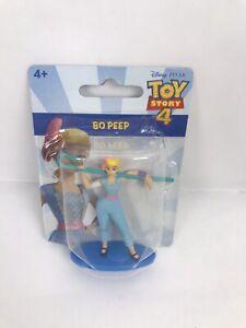 "Disney Pixar Toy Story 4 BO-PEEP Mini Figure Figurine ,2"" Cake Topper Toy NEW 4+"