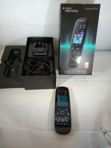 Logitech Harmony Ultimate One Remote Control Up to 15 Devices Boxed Excellent