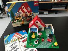 LEGO Ref 6374 - Holiday Home de 1983 avec Notice - 100% complet + Notice + Boîte