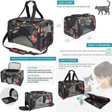 Pet Carrier Airline Approved Cat Carriers Dog Carrier For Small Medium Pets, 15