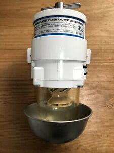 PARKER RACOR MARINE TURBINE SERIES 500MA FUEL FILTER/WATER SEPARATOR