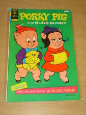 PORKY PIG #53 FN (6.0) GOLD KEY COMICS APRIL 1974