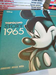 Topolino Story 1965 cartonato a colori n. 17 - Edizione Corriere della Sera