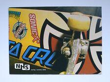 Skateboard Gear Catalog Santa Cruz 1998 Skateboarding 16 page Usa