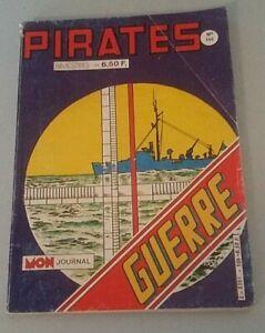 Comics Petit Format Pirates No 109 September Octobre 1985 Mon Journal