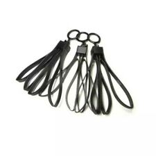 Tactical Plastic Cable Tie Strap Handcuffs CS Black (1set/3pcs)