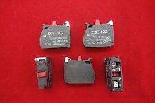 10PCS ZBE-102 N/C CONTACT BLOCK FITS XB4 XB5 Series Products
