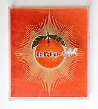 """Gloria Friedmann, """"BRIO-Orangen"""", 1996, Multiple, handsigniert"""