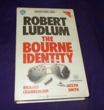 THE BOURNE IDENTITY VHS PAL WARNER ROBERT LUDLUM