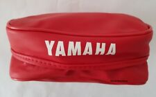 Rear Fender Bags RED Yamaha XT IT TT DT XTZ, Tool Bag, free shipping worldwide