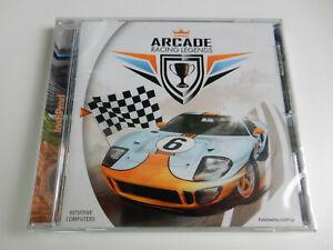 Arcade Racing Legends für Sega Dreamcast - CIB - Komplett - NTSC/US - NEU !
