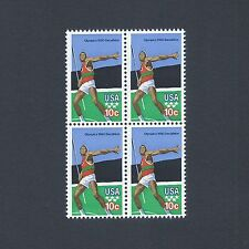 1980 Summer Olympics in Moscow - Vintage Mint Set of 4 Stamps 40 Years Old!
