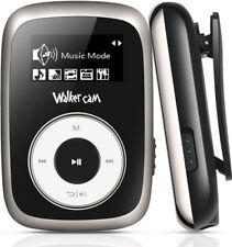 Walkercam M2 MP3 Player 8GB Sport Digital Music Player with Headphone FM Radio