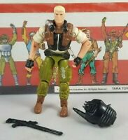 Original 2004 GI JOE DUKE V17 UNBROKEN not Complete figure Cobra